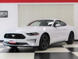 フォード マスタング エコブースト プレミアム BCD自社輸入 201A 10速AT LEDヘッドライト