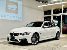 BMW M3セダン M DCT ドライブロジック カーボンステア・リヤスポ LCW&Lキープ