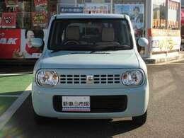 アイドリングストップ搭載車♪エコ&キュート!