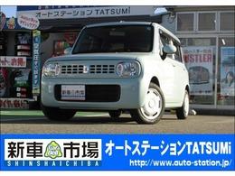 スズキ アルトラパン 660 G 禁煙車/ABS/盗難防止/スマートキー/純正CD