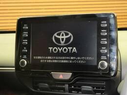 ディスプレイオーディオ搭載でロングドライブも快適です。