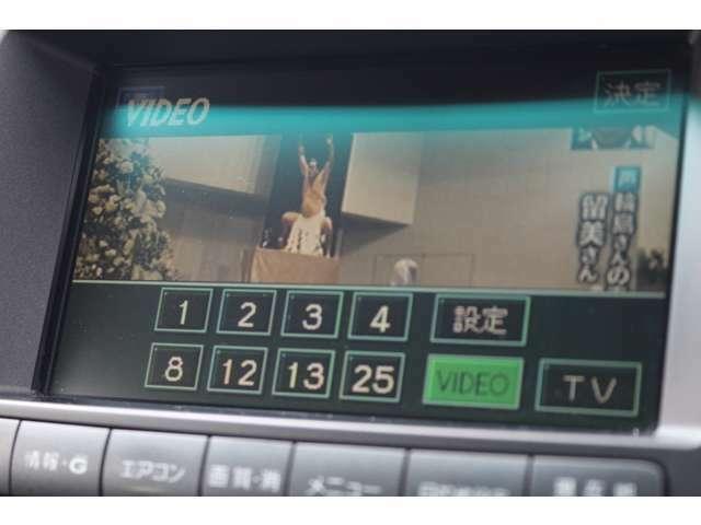 社外フルセグTVチューナー