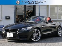BMW Z4 sドライブ 35i Mスポーツパッケージ 左H 赤革 直6ツインタ-ボ 7速DCT 2年保証