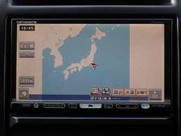 カロッツェリア製HDDナビ付だから初めての場所へのお出かけも安心。ワンセグTVが見られDVDが再生出来ます。