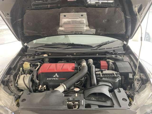直列4気筒DOHC16バルブICターボ