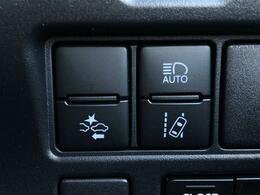 【 Toyota Safety Sense C 】プリクラッシュセーフティ・レーンディパーチャーアラート・オートマチックハイビーム