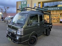 スズキ キャリイ 660 スーパーキャリイ X 3方開 4WD フルカスタム