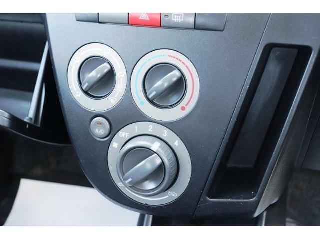 エアコン★夏でも冬でも快適に過ごせます!操作も簡単なので、運転中でも安心して調整ができますね!