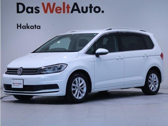 Volkswagen博多 認定中古車センターへようこそ。この度は私どものお車をご覧いただきありがとうございます。