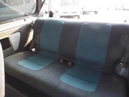 ☆後部座席側からのアングルです☆セルボモードシート