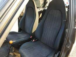 ☆助手席側からのアングルです☆ワークスRS-Zシート