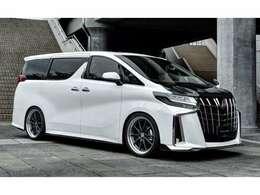 車輌純正オプション45万円相当 オプション 取り付けエアロ ホイールサイズ・種類によって減額可
