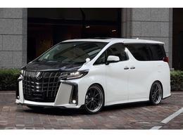トヨタ アルファード 3.5 SC 4WD ARTISAN新車コンプリート