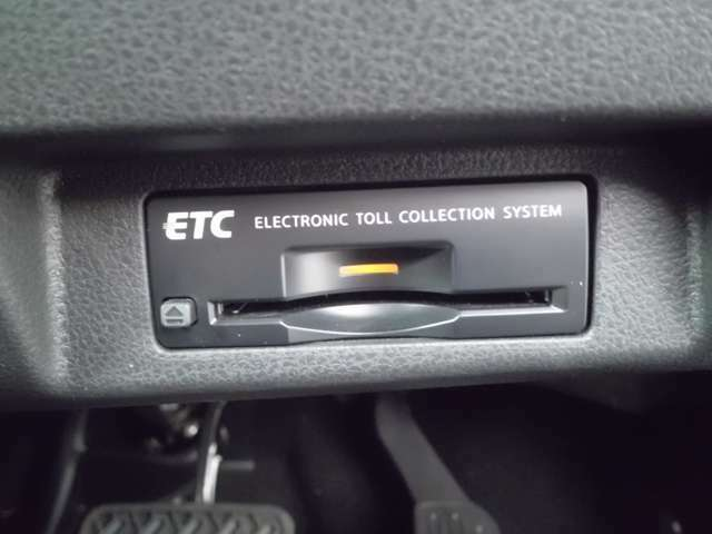 高速道路の必需品「ETC」装備☆