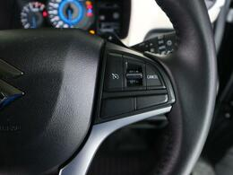 クルーズコントロール機能付きで、高速道路での走行も快適。
