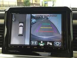 ◆全方位カメラ◆『上から見下ろしたように駐車が可能です。安心して縦列駐車も可能です。』
