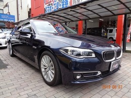 BMW 5シリーズ 528i ラグジュアリー