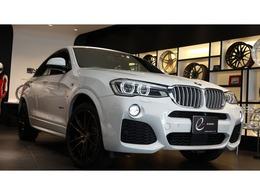 BMW X4 xドライブ28i Mスポーツ 4WD 新品エナジー20インチAW&タイヤ LEDヘッド