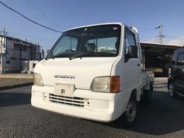 スバル サンバートラック 660 TB 三方開 5速マニュアル
