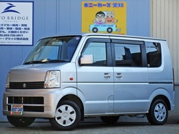 スズキ エブリイワゴン 660 JPターボ キーレス CD ABS付き (車検R3年9月)