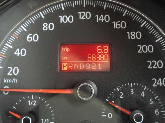 走行距離68000キロ台のお車です。