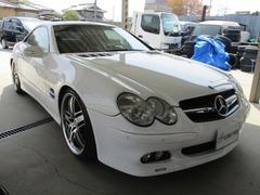 メルセデス・ベンツ SL の中古車 SL500 愛知県愛知郡東郷町 98.8万円