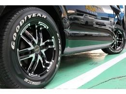 タイヤはグットイヤーナスカータイヤをセットさせて頂きました!