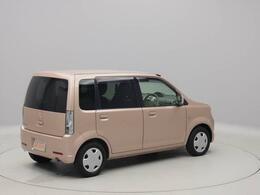 4人乗りの軽自動車「ekワゴン」です。