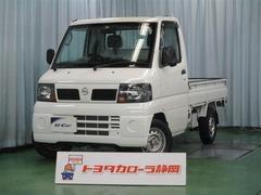 日産 クリッパートラック の中古車 660 DX 4WD 静岡県富士市 46.2万円