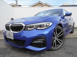 BMW 3シリーズ 320i Mスポーツ 19AW黒革ACCPアシストETCデモ禁煙認定車