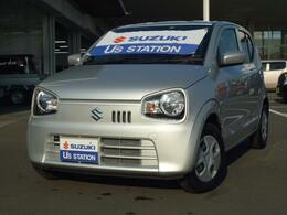スズキ アルト S 2型 デュアルセンサーブレーキサポート 運転席シートヒーター付