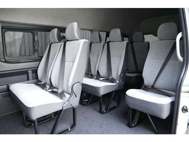 正規2ナンバーから3ナンバー乗用車登録10人乗りエクスプレス施工!車輌持ち込みにて内装施工も出来ます!