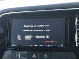 SDナビを装備。TV・DVD再生・Bluetooth等の機能も使用できます!