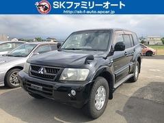 三菱 パジェロ の中古車 3.0 アクティブフィールドエディション 4WD 富山県富山市 39.0万円