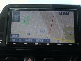 SDナビゲーション装備☆フルセグTVも視聴可能で快適ドライブをご提供致します☆