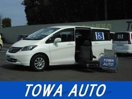 ホンダ フリード 1.5 X サイドリフトアップシート車 ETC