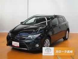 トヨタ オーリス 1.8 RS Sパッケージ 6速マニュアル HID VSC イモビ