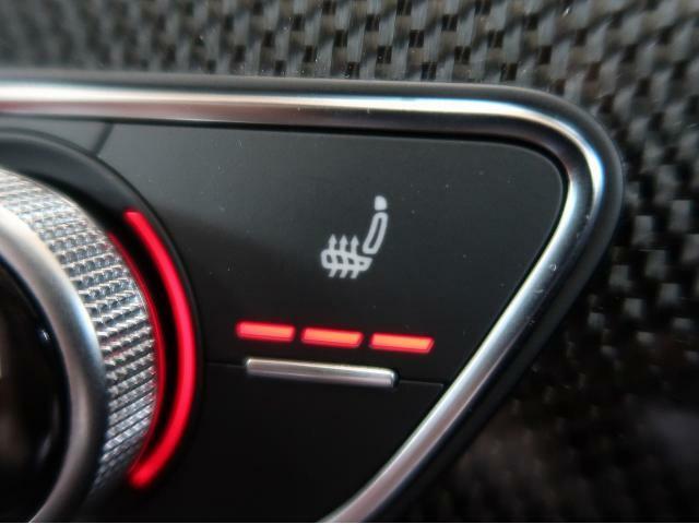 シートヒーターがついており、暖かさを3段階に調節することが可能です