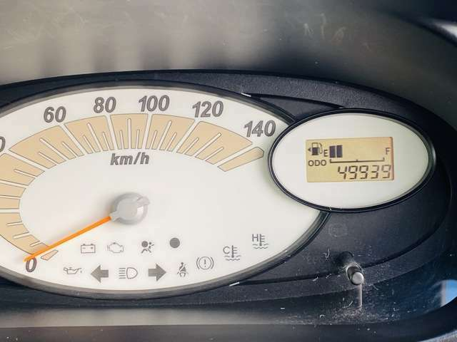 走行49939km