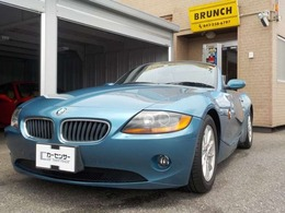 BMW Z4 ロードスター2.5i ナビ