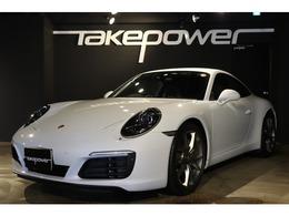 ポルシェ 911 カレラ PDK スポーツクロノPスポーツテールマフラ