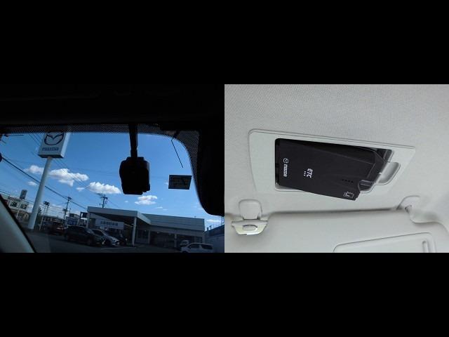 ETC&ドライブレコーダー付き!※ドライブレコーダー用のSDカードは別途必要です。