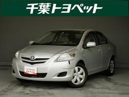 トヨタ ベルタ 1.3 G 純正ナビETC