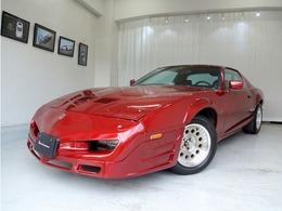 ポンテアック トランザム ファイアーバード GTA 92y最終モデル ディーラ車 ノーマルルーフ