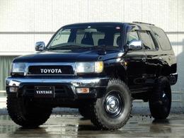 トヨタ ハイラックスサーフ 2.7 SSR-V 4WD