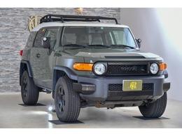 米国トヨタ FJクルーザー 4.0 4WD 17インチAW 背面タイヤ バイパー