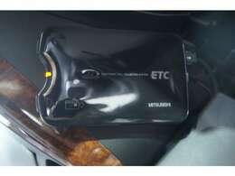 ETCもついて、とってもお買い得です!!高速道路の料金gateもスムーズで、非常に便利ですね♪