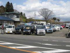 利府街道を仙台方向から、ネッツトヨタさま交差点を右折すぐ!