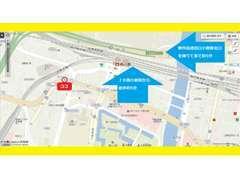 ■JR西小倉駅より徒歩5分。場所が分かり難いお客様、是非お気軽にお尋ね下さい。⇒無料電話0066-9711-772396