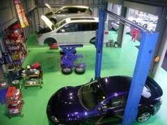 国土交通省指定民間車検工場!損保会社指定工場!明るく元気なスタッフで、安全・安心をお届けいたします!!